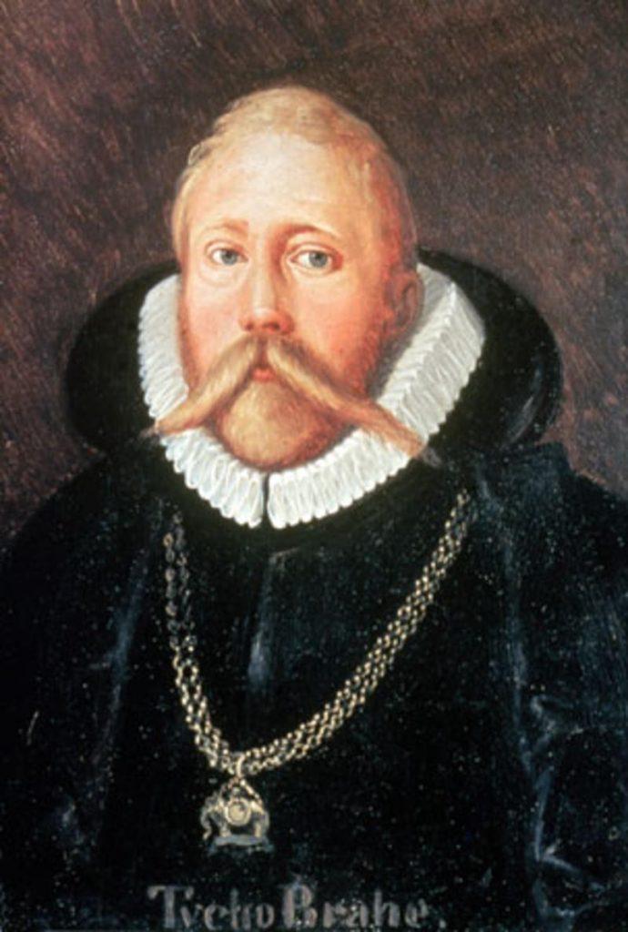 Tycho Brahe by Eduard Ender