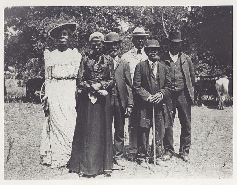 Juneteenth Celebration 1900