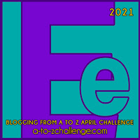 """Image of the letter E in upper and lower case to identify this post as """"E"""" in the 2021 A-Z challenge"""